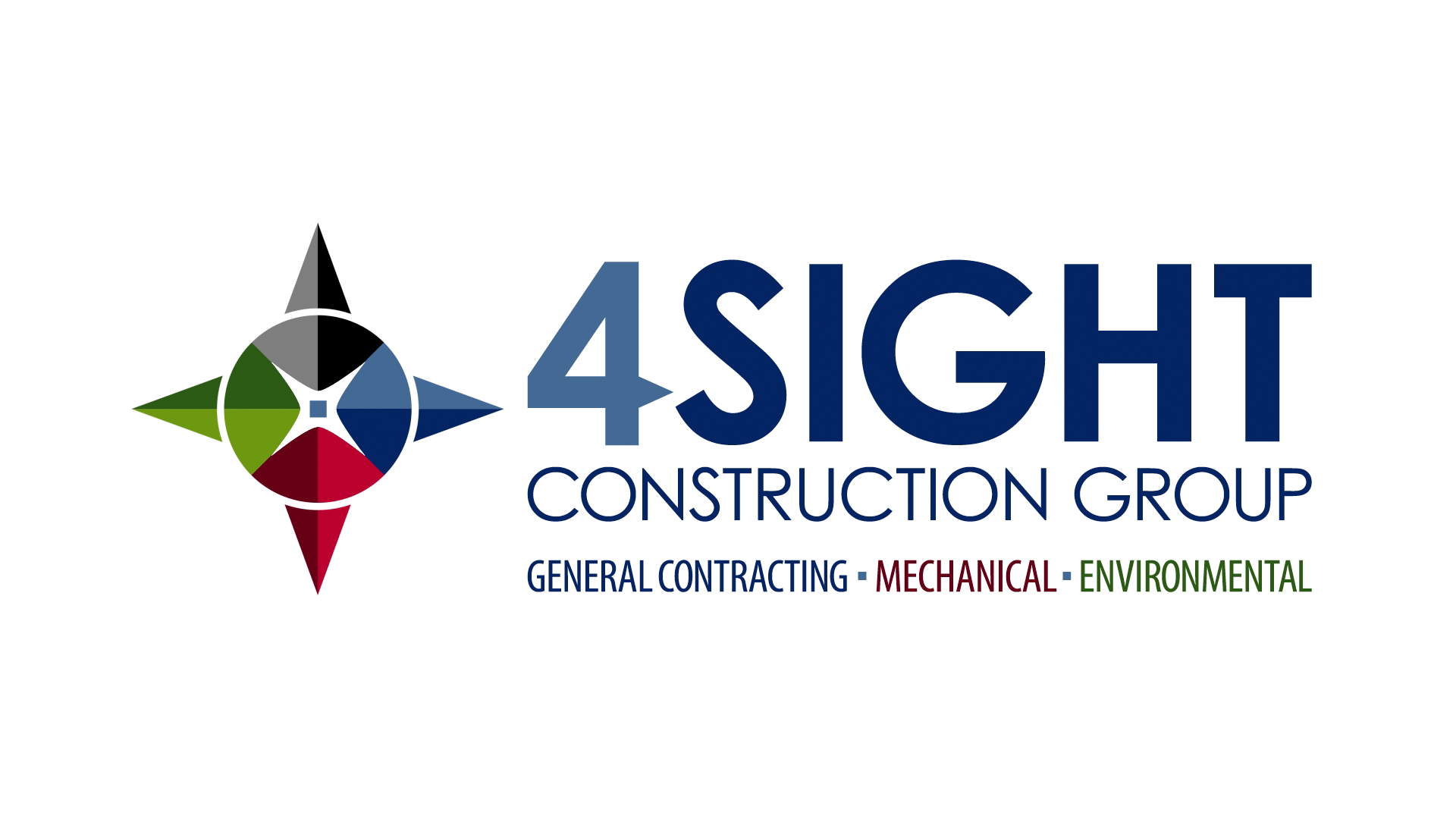 4 Sight Construction Logo