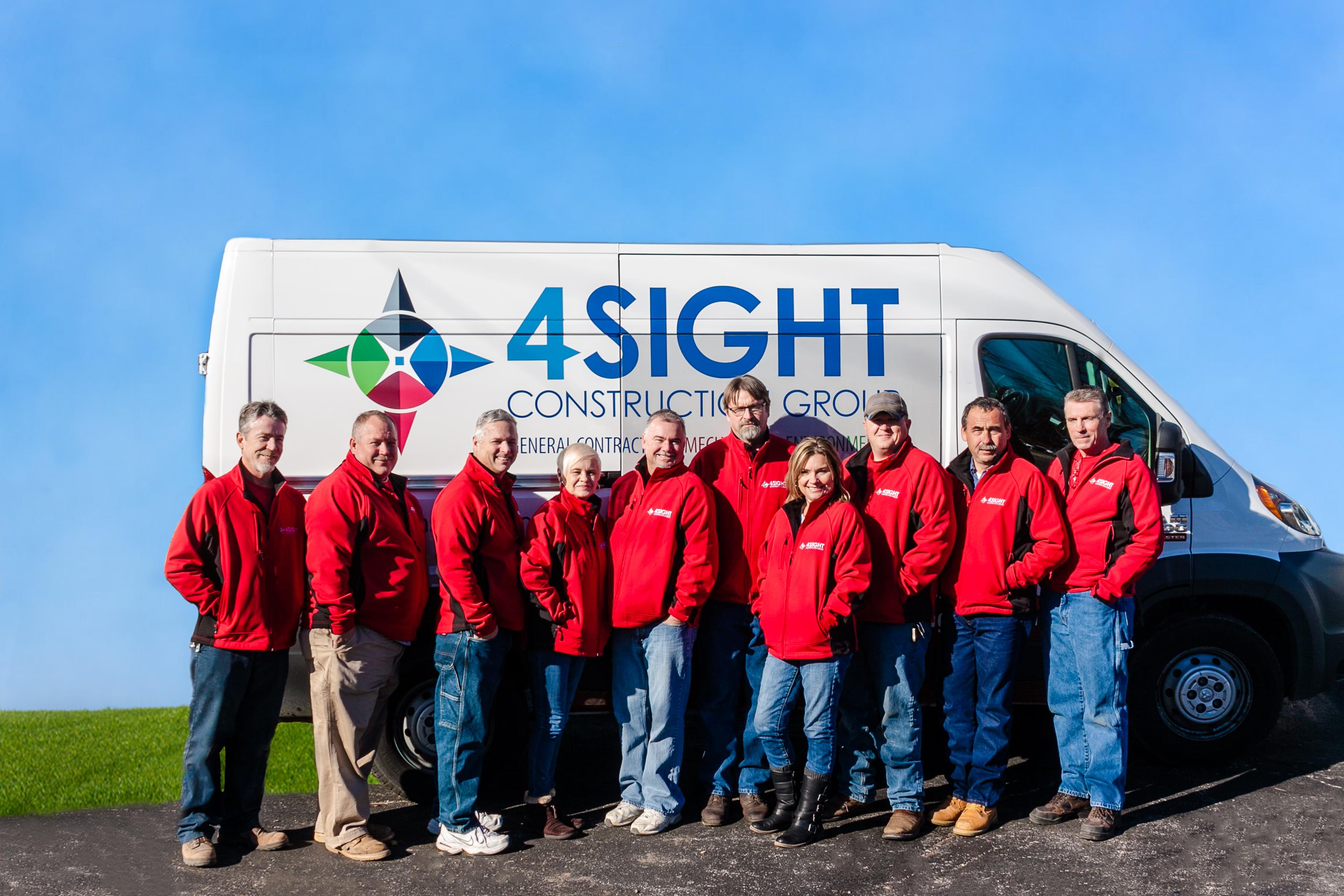 Mechanical | 4 Sight Construction Group